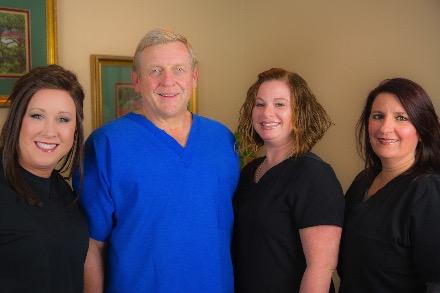 Dr. Ed Jones DMD Places Dental Veneers In Birmingham Alabama